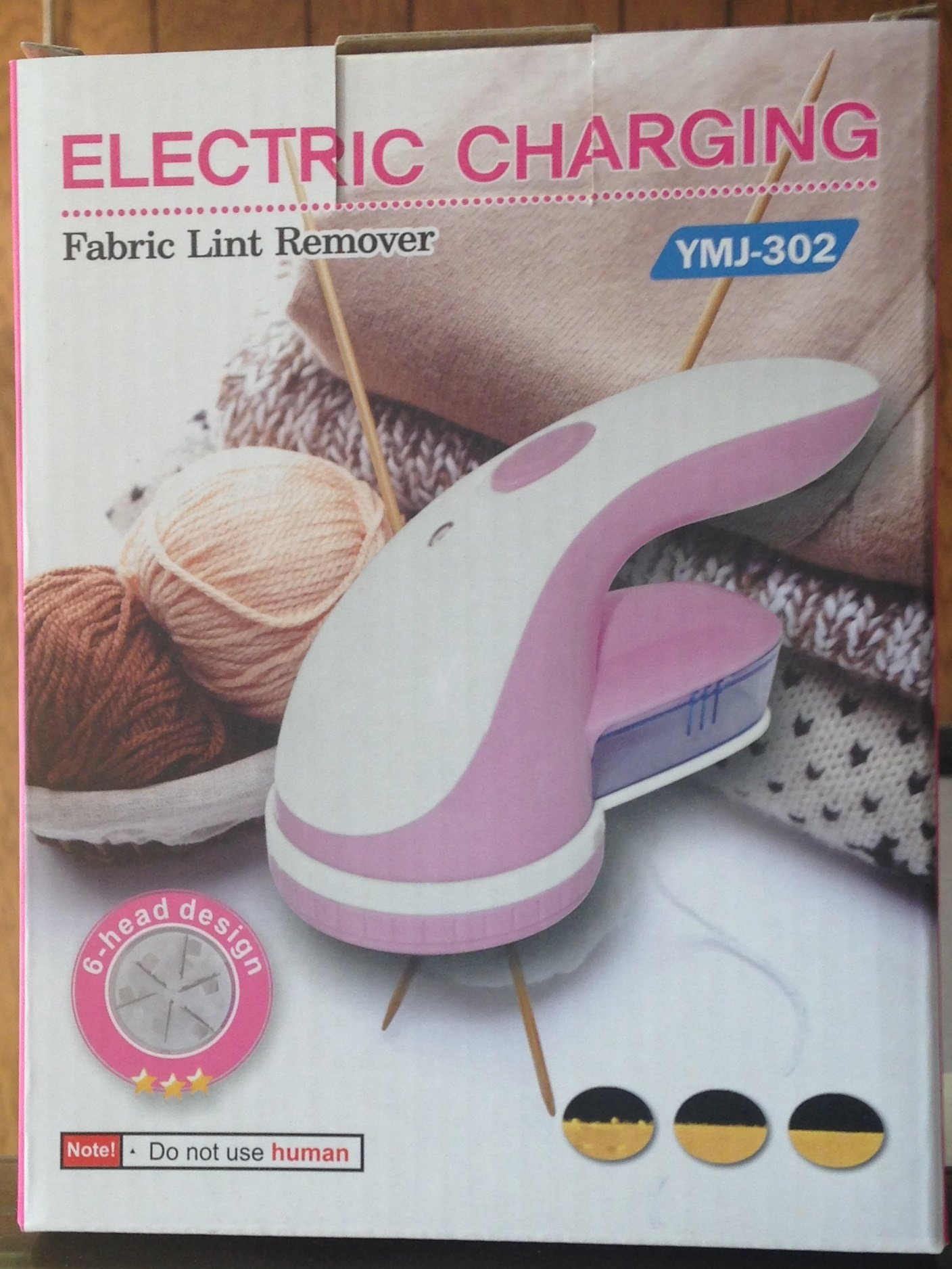 Commercial Fabric Shaver