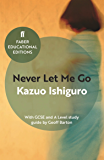 Never Let Me Go: With GCSE and A Level study guide (Faber Educational Editions) (English Edition)