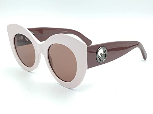 Gafas de Sol Fendi F IS FENDI FF 0306/S PINK BROWN/PINK ...