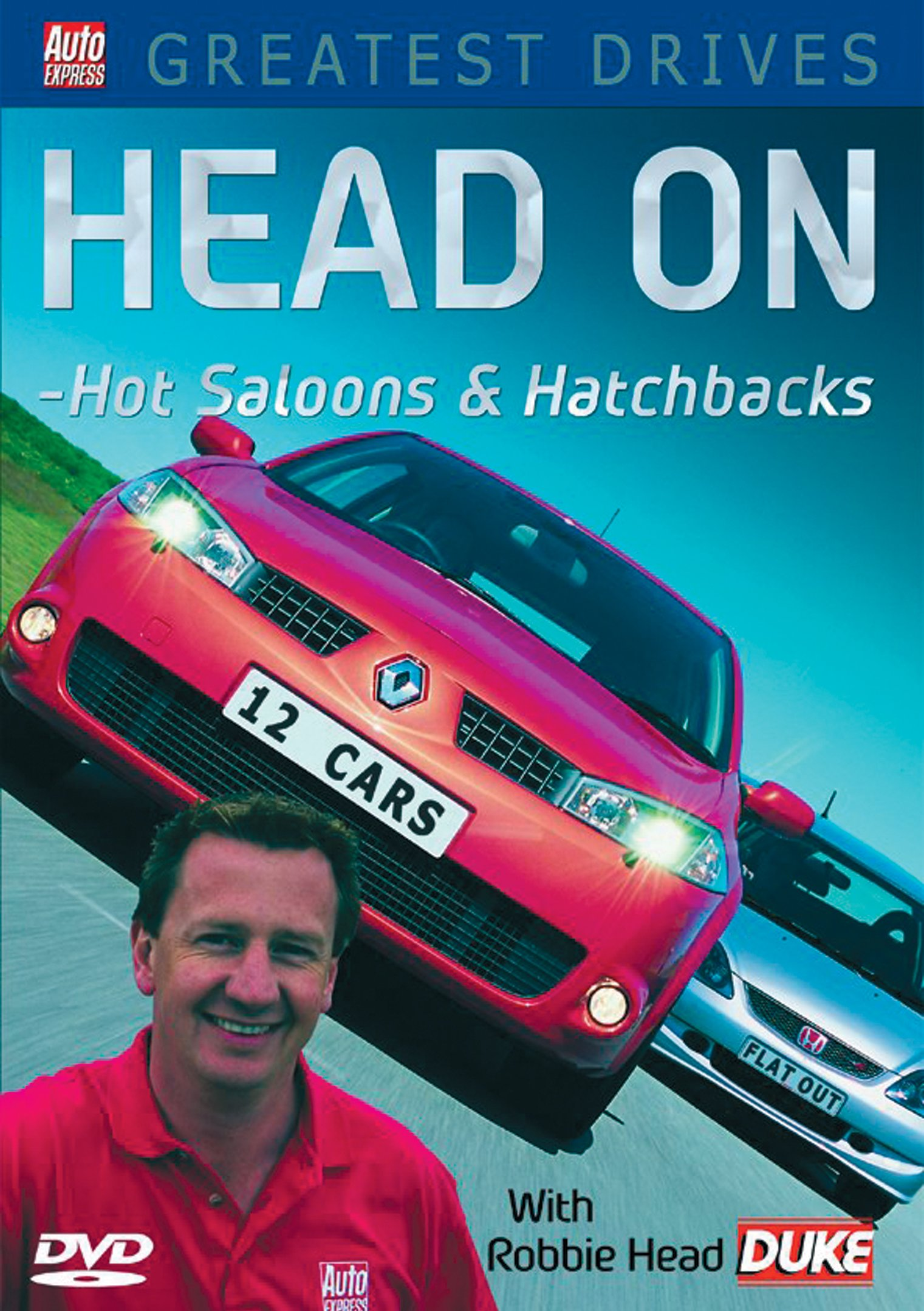 DVD : Head On Saloons And Hatchbacks (DVD)