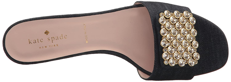 ebbc5ff133ed9 Amazon.com: Kate Spade New York Women's Mazie Heeled Sandal: Shoes