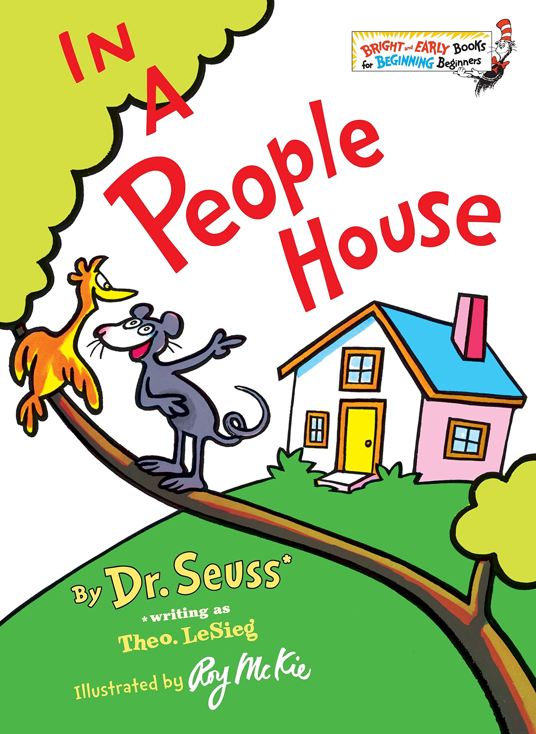 Download In a People House (Bright & Early Books(R)) PDF