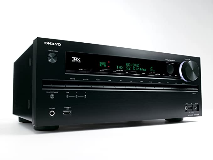 Onkyo TX - NR609 7 2 Channel Network THX Certified A/V Receiver  (Discontinued by Manufacturer)