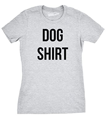 5775e733a032 Womens Dog Shirt Funny This is My Dog Shirt for Animal Lovers T Shirt  (Grey) XL: Amazon.co.uk: Clothing