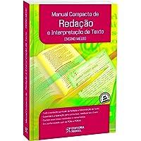 Manual Compacto de Redação e Interpretação de Texto - Coleção Manuais Compactos Rideel