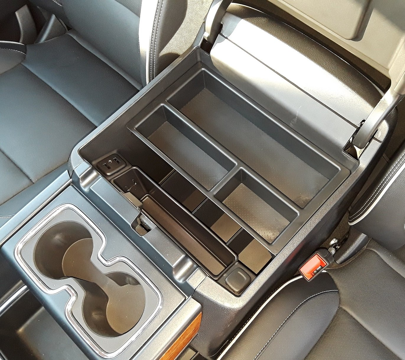 Buy Vehicle Ocd Organized Console Device Chevy Silverado 1500 Gmc Sierra 1500 2014 18