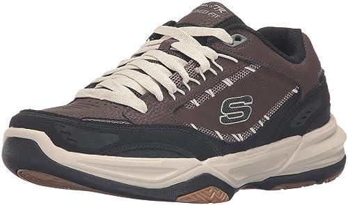 b0a1ac7d Skechers Sport Men's Monaco TR Swift Step Sneaker: Amazon.co.uk ...