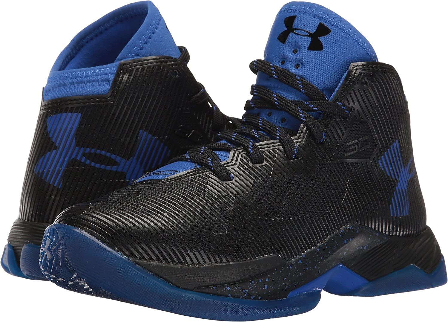 ec36cb12c23 Amazon.com  Under Armour Boy s Curry 2.5 Basketball Shoes  Shoes