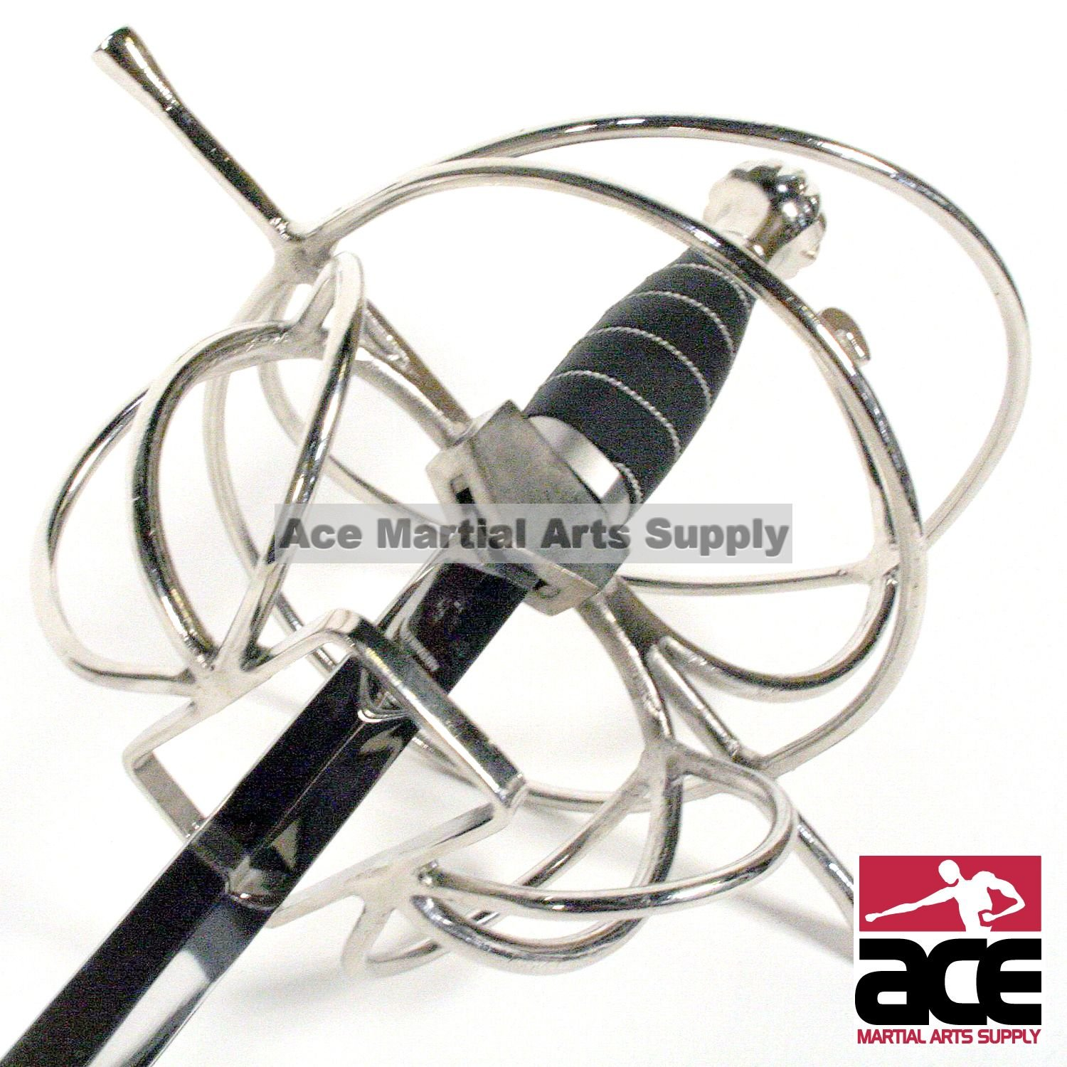 Musketeer rapier fencing sword great for cosplay