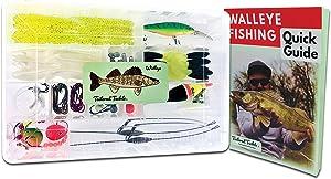 Tailored Tackle Walleye Fishing Kit
