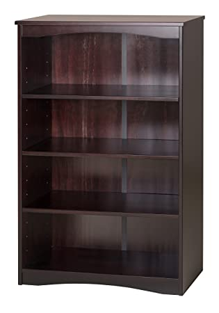 oak d w contemporary in bookcases heights furniture bookcase fd