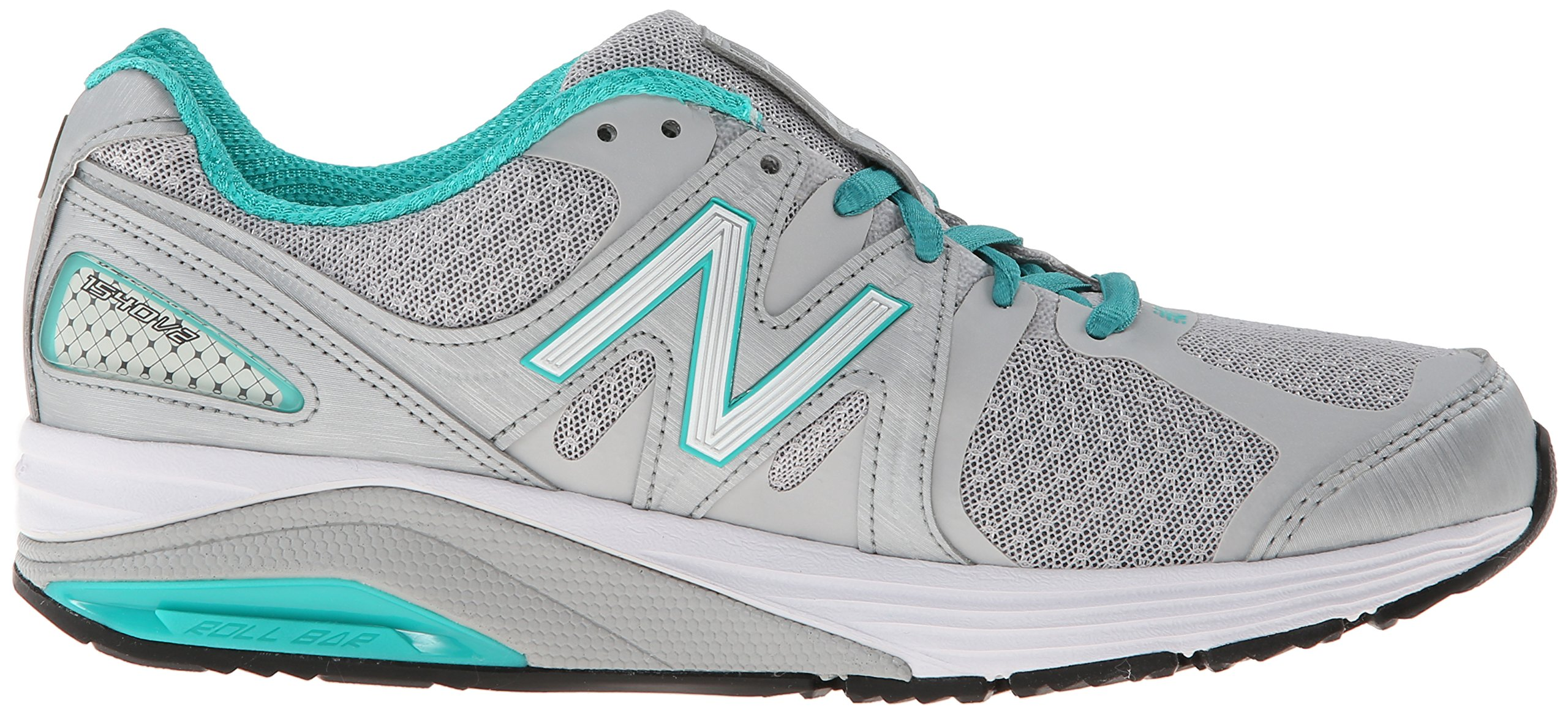 New Balance Women's W1540V2 Running Shoe Running Shoe,Silver/Grey,7 D US by New Balance (Image #7)