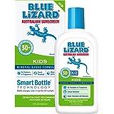 Blue Lizard Australian Sunscreen - Sweat Resistant Kids Sunscreen SPF 30+ Broad Spectrum UVA/UVB Protection - 5 oz Bottle