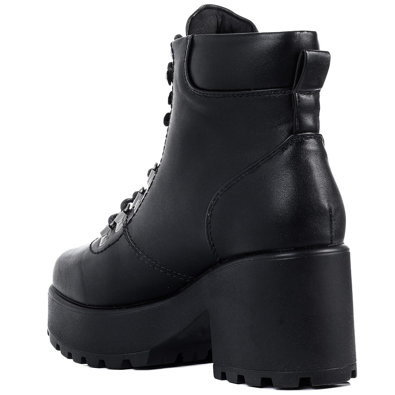 Spylovebuy Shotgun Femmes Lacet à Talon Bloc Bottines Chaussures   Amazon.fr  Chaussures et Sacs 26cb697b1297