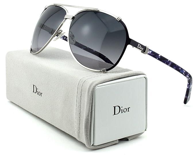 Christian Dior Chicago 2 metal/S mujer Aviator Gafas de sol ...