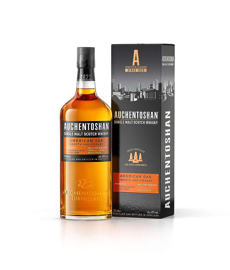 Auchentoshan American Oak Single Malt Whisky Premium Escoces
