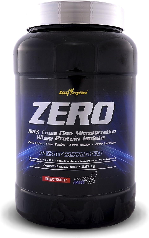 Big Man Nutrition Zero Whey Proteína Isolate, Cinnamon ...