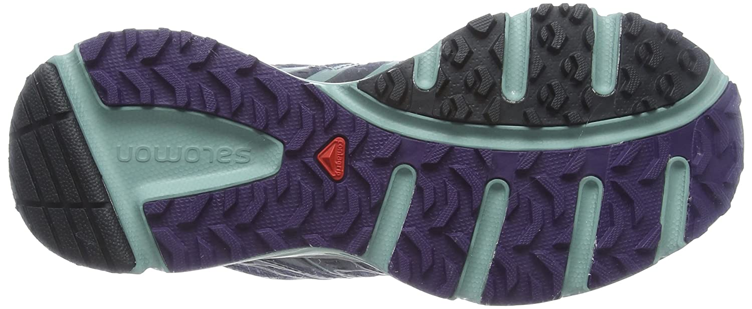 Salomon Women's X-Mission 3 W-w B078SXRLVK 6.5 M US|Parachute Purple/Trellis/Black