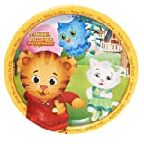 BirthdayExpress Daniel Tiger Party Supplies - Dinner Plates (24)