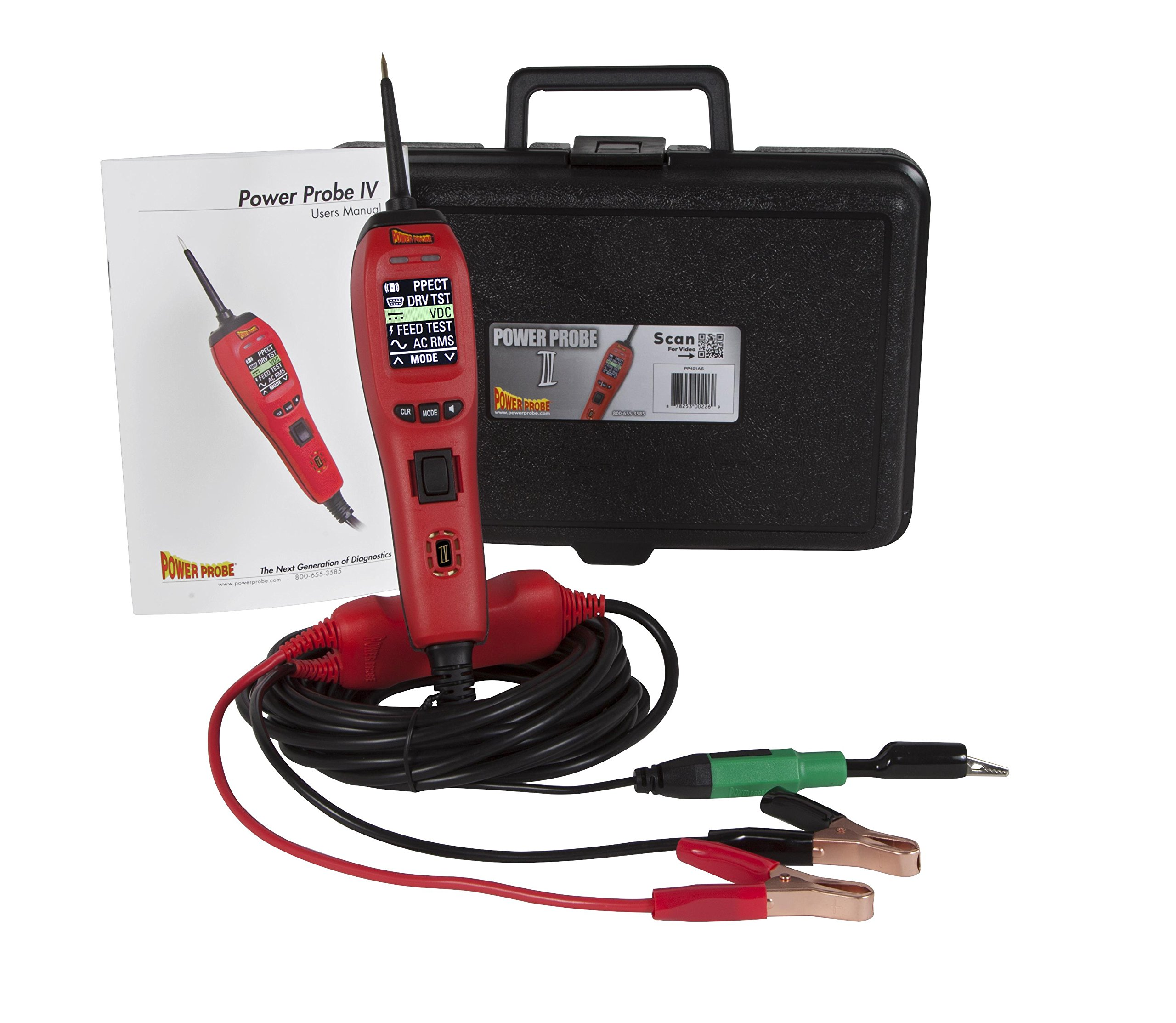 Power Probe Iv Wcase Acc Red Pp401as Car Details About Gearwrench 2524d Short Circuit Detector Best Rated In Diagnostic Test Tools Helpful Customer