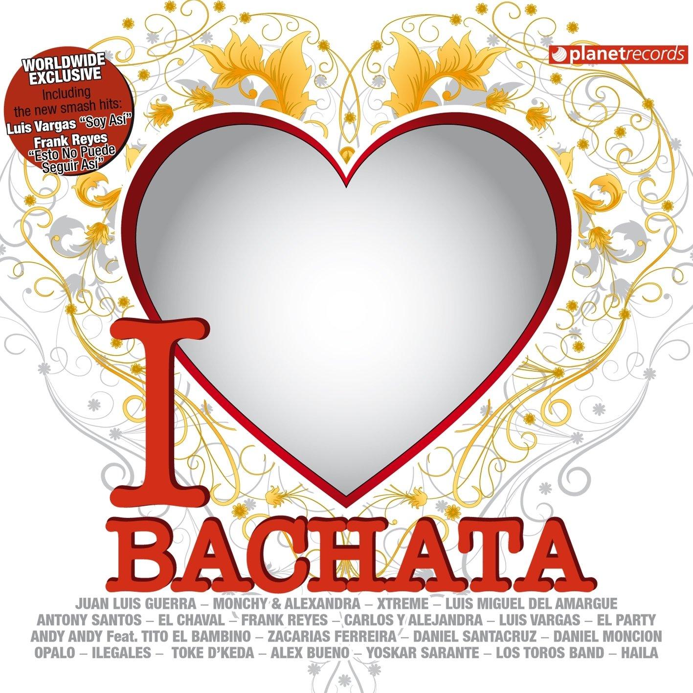 I Love Bachata (2 CD) by Sony International