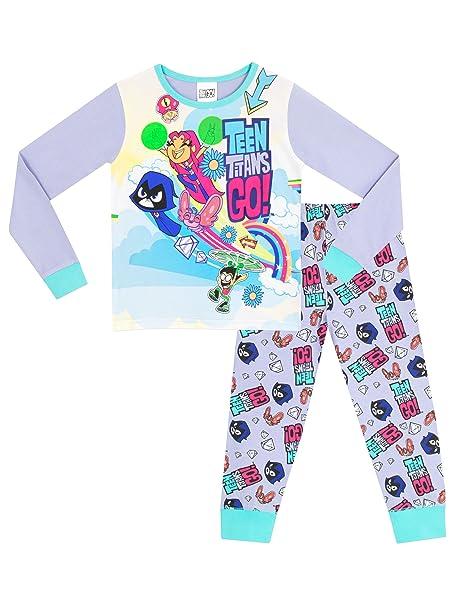 Pijama para niñas - Teen Titans - 11 - 12 Años
