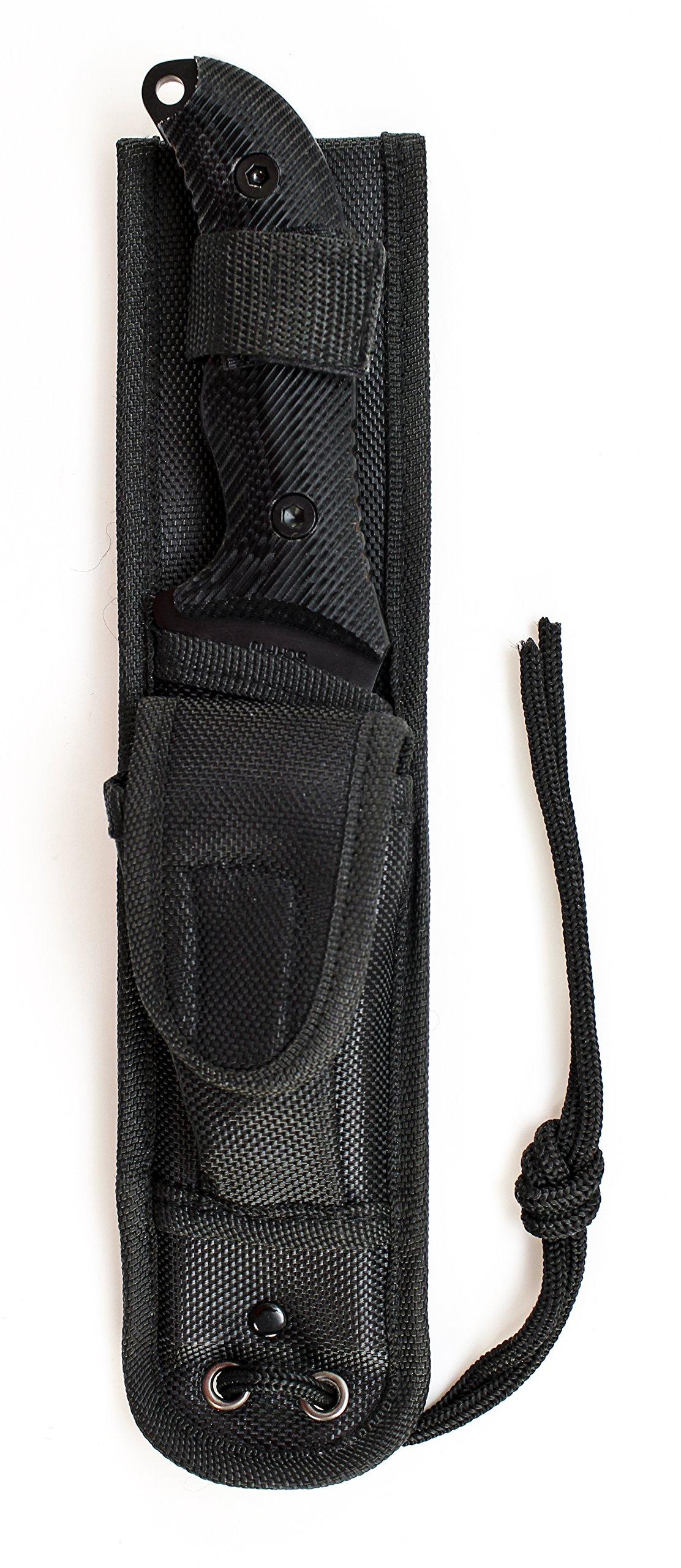 Schrade SCHF10-BRK Fixed Blade