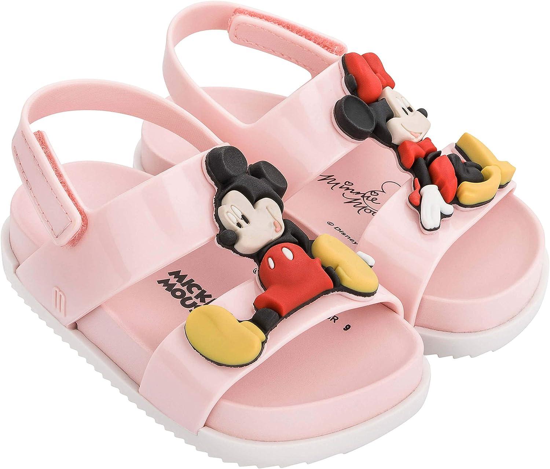Mini Melissa Baby Girl's Cosmic Sandal
