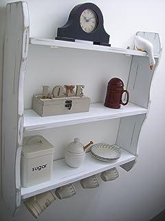 Wandregal küche antik  Wandregal Küche Shabby | ambiznes.com