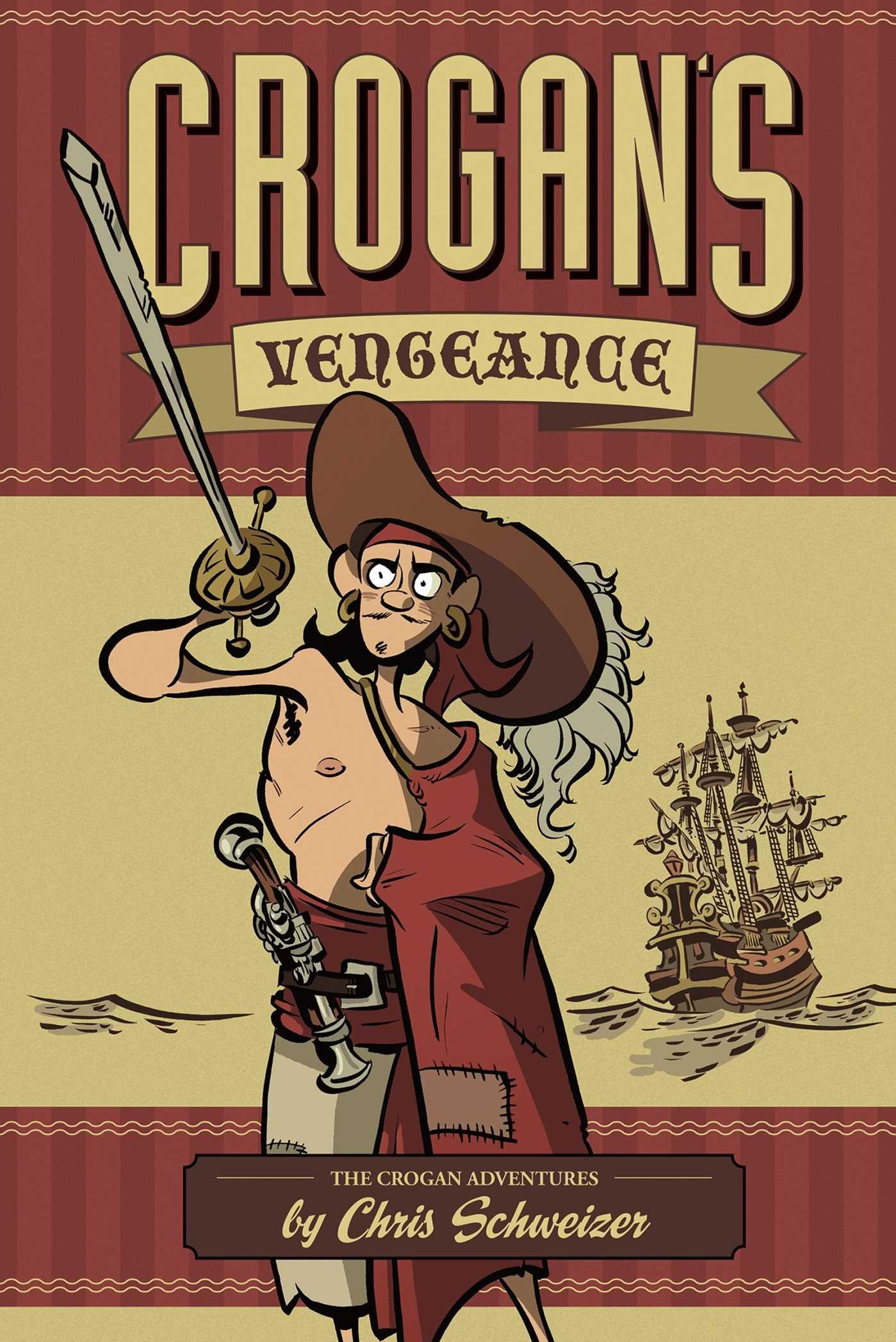 Crogan's Vengeance (The Crogan Adventures) pdf