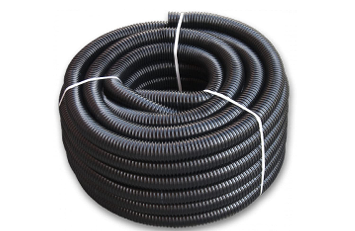25MM CORRUGATED POND PUMP PIPE/HOSE/FLEXI TUBING (30M) FITT® OF ITALY