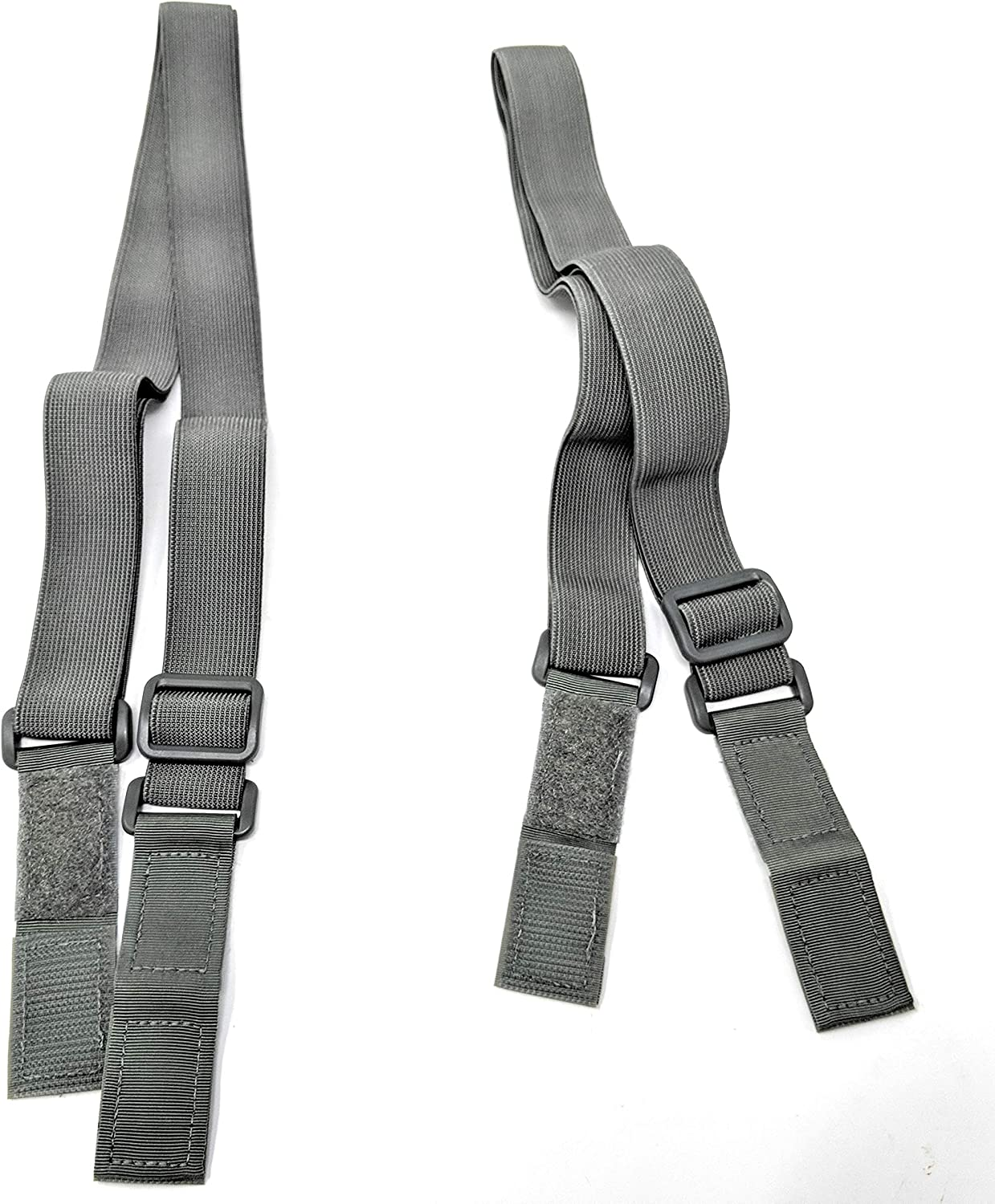 Military Soft Shell Winter Trousers Suspenders