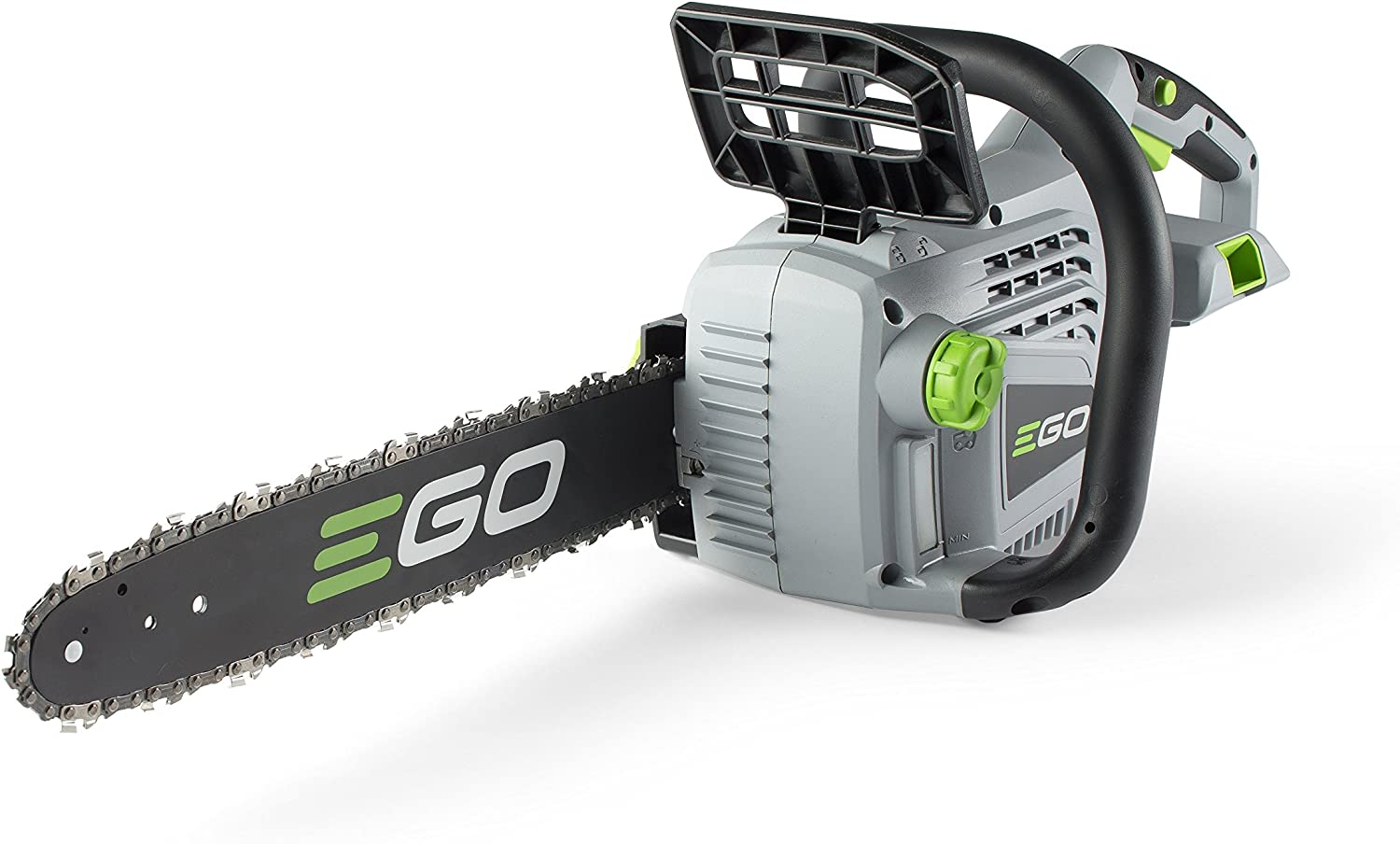 EGO Power CS1400 14-Inch 56-Volt Lithium-Ion Cordless Chainsaw – Battery and Charger Not Included