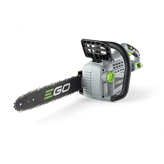best battery chainsaw: EGO Power 14 Inch 56 volts Cordless Chain Saw