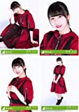 【長濱ねる】 公式生写真 欅坂46 黒い羊 封入特典 4種コンプ