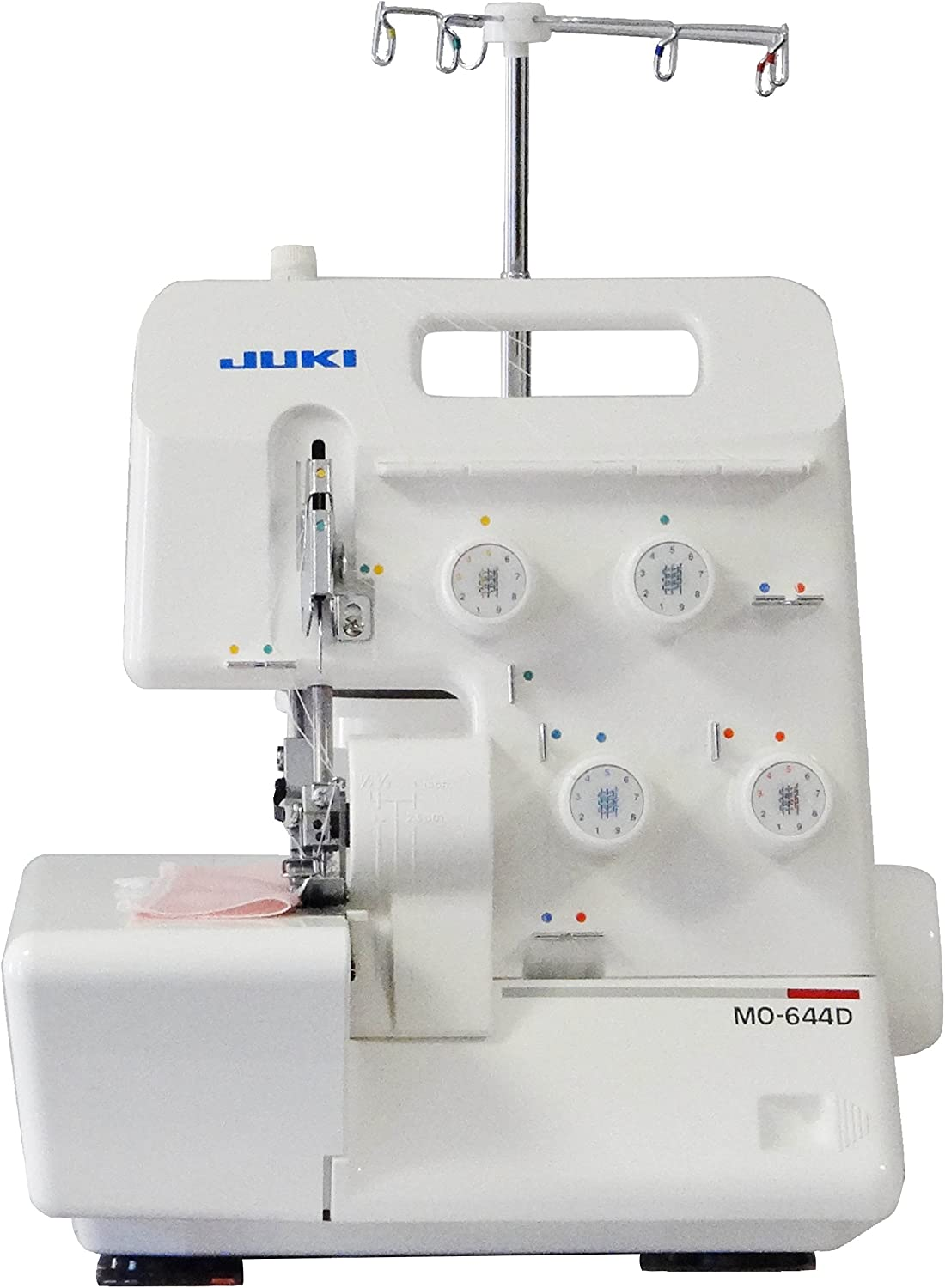 JUKI overlock, Metal, Color Blanco, 34 x 27 x 29,5 cm: Amazon.es ...