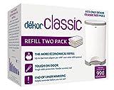 Dekor Classic Diaper Pail Refills   2 Count