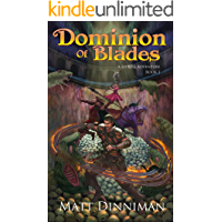 Dominion of Blades: A LitRPG Adventure book cover