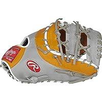 Rawlings Heart of The Hide Anthony Rizzo Guante de béisbol, Modelo Rizzo, 12.75 Pulgadas, Lanzamiento a Mano Derecha