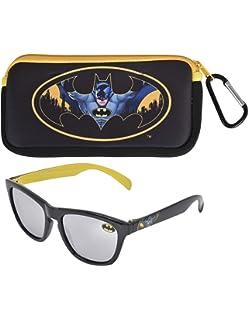13411e27c42 Amazon.com  KIDS SUNGLASSES – BOYS SUPERHERO 100% UV