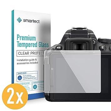 smartect Protector de Pantalla para Nikon D5300 D5500 D5600 [2 ...