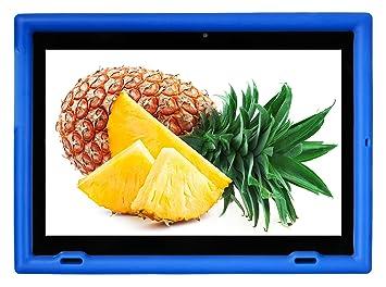 BobjGear Carcasa Resistente para Tablet Lenovo Miix 320 - Bobj Funda Protectora (Azul)