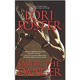 Savor the Danger (The Men Who Walk the Edge of Honor Book 3)