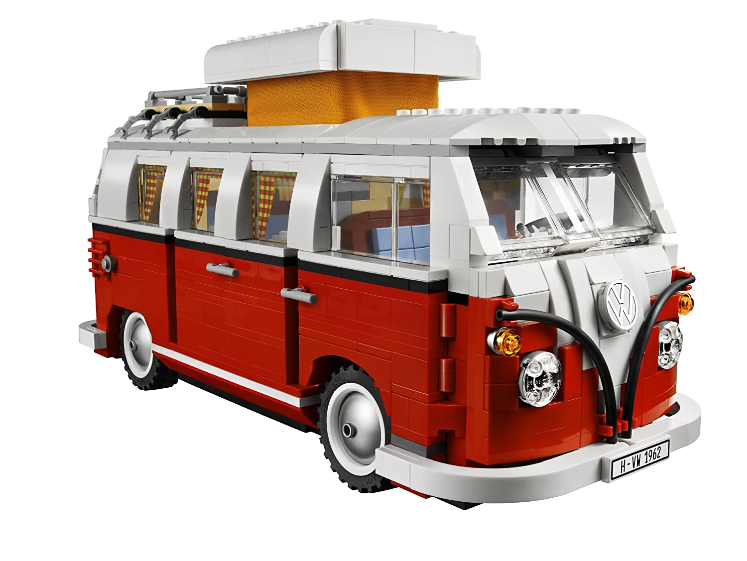 Lego creator 10220 building game volkswagen t1 camper van lego lego creator 10220 building game volkswagen t1 camper van lego creator amazon toys games thecheapjerseys Choice Image