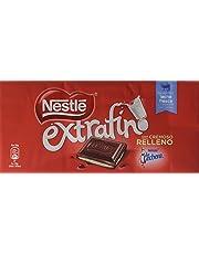 Nestlé Extrafino La Lechera Chocolate con Leche Condensada - Tableta de Chocolate 120 gr