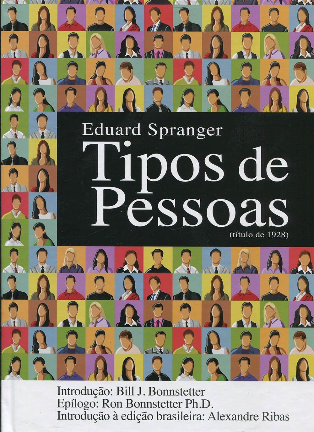 Tipos de Pessoas: Amazon.es: Eduard Spranger: Libros
