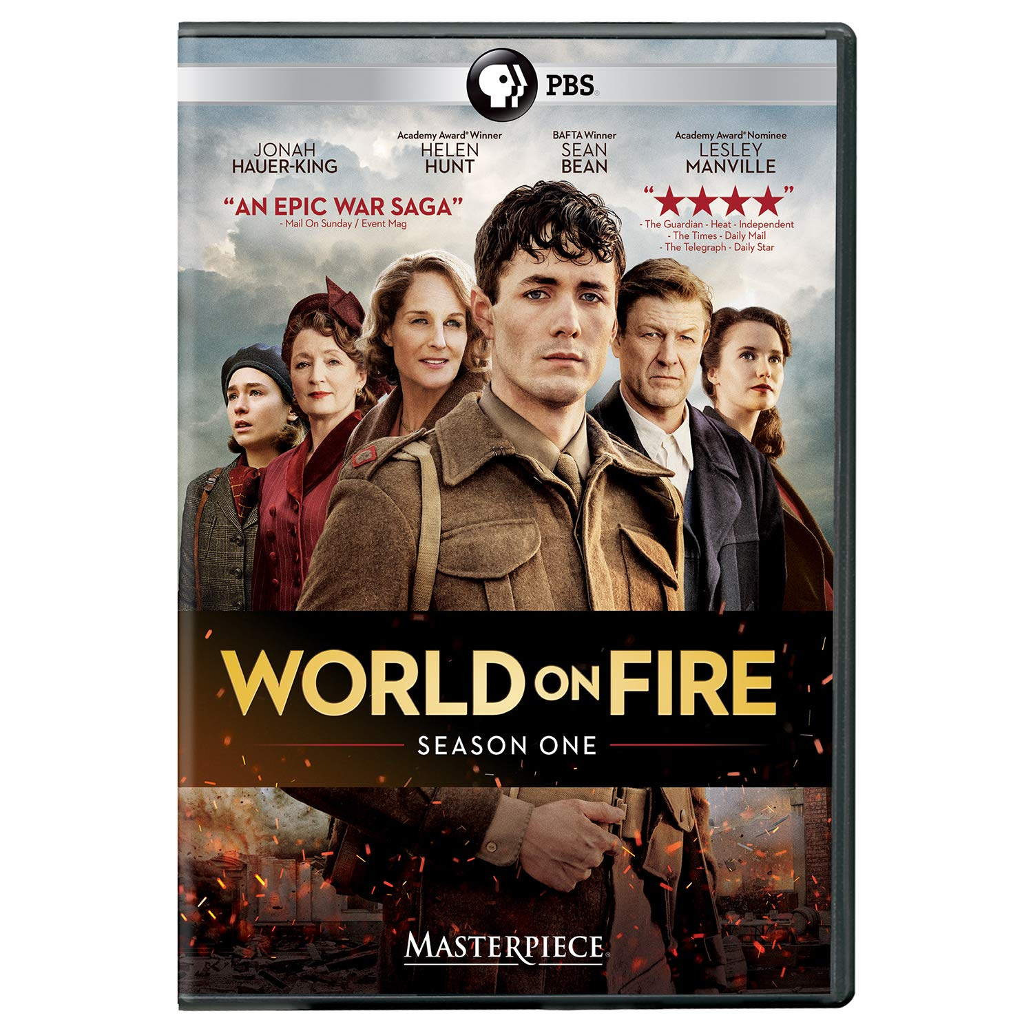 Book Cover: World on Fire