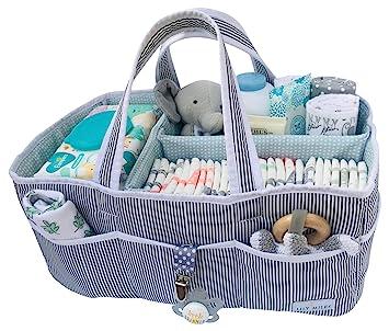 Amazon.com: Organizador de pañales para bebé, de Lily Miles ...