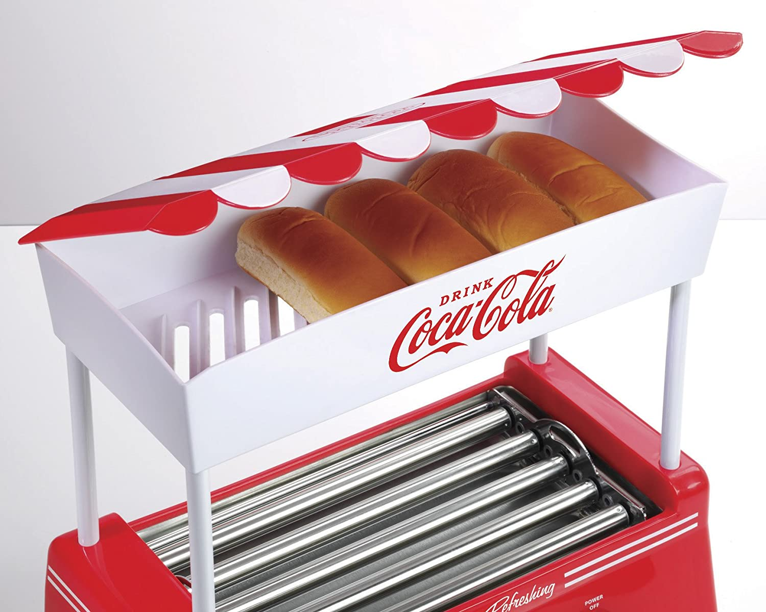 retro series hot dog toaster instructions