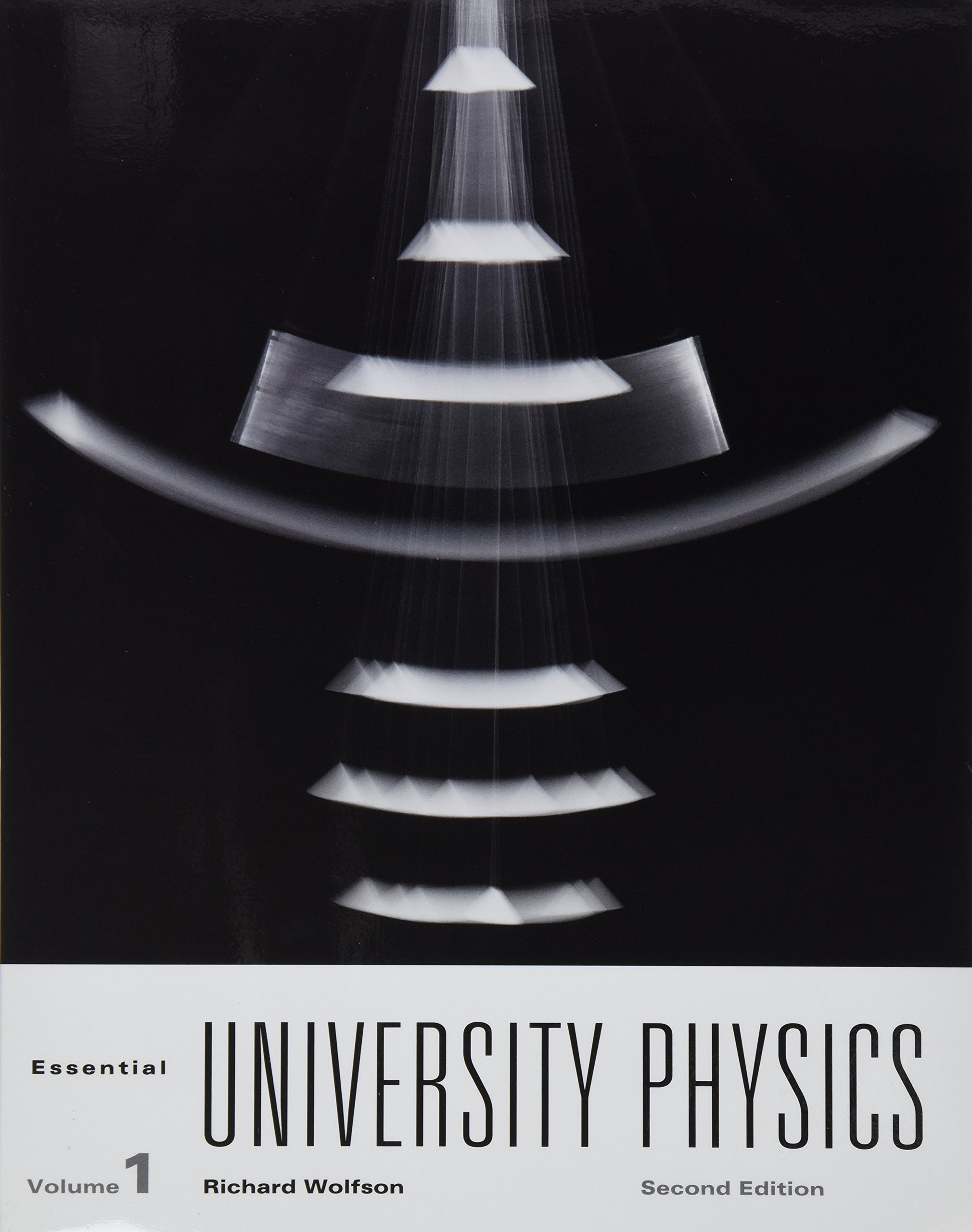 Essential University Physics: Richard Wolfson: 9780321435644: Amazon.com:  Books